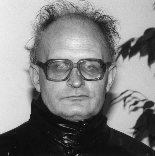Willem van Genk, 1986. Courtesy of Nico van der Endt and Galerie Hamer.